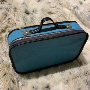 Vintage mini luggage bag